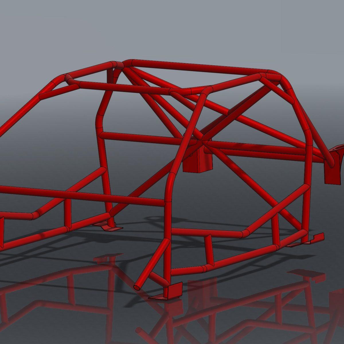 S13 Slim Ladder Front