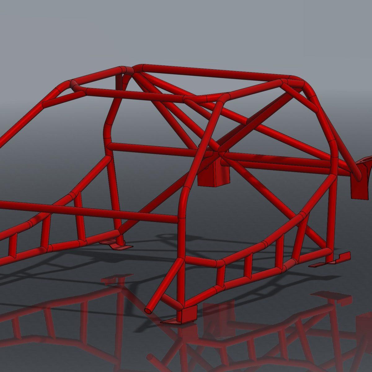 S13 Slim Nascar Front