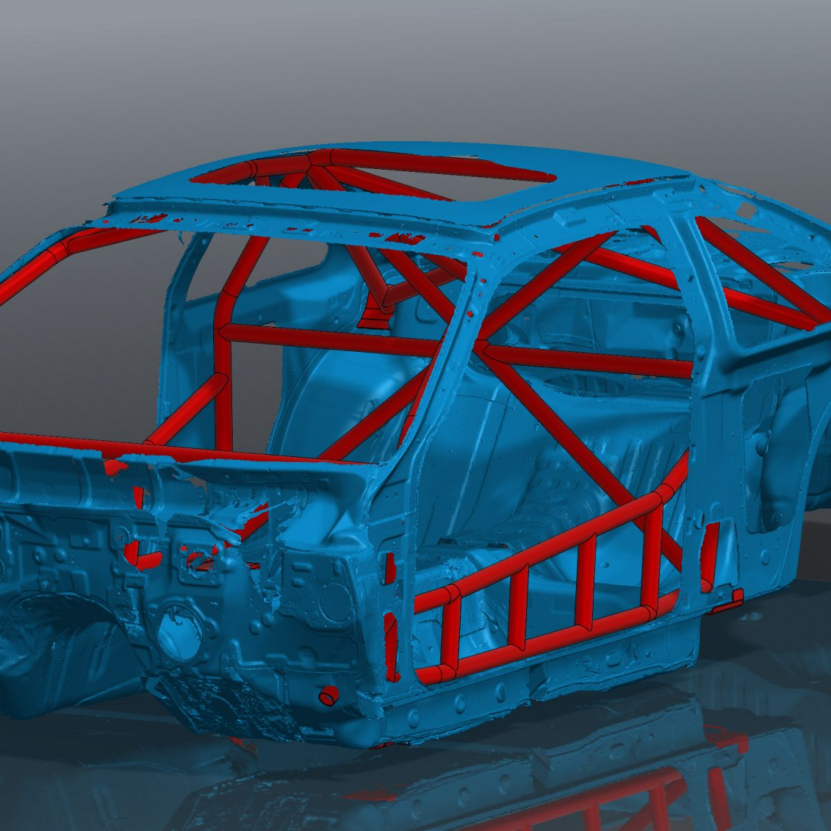 S14 Roll Cage