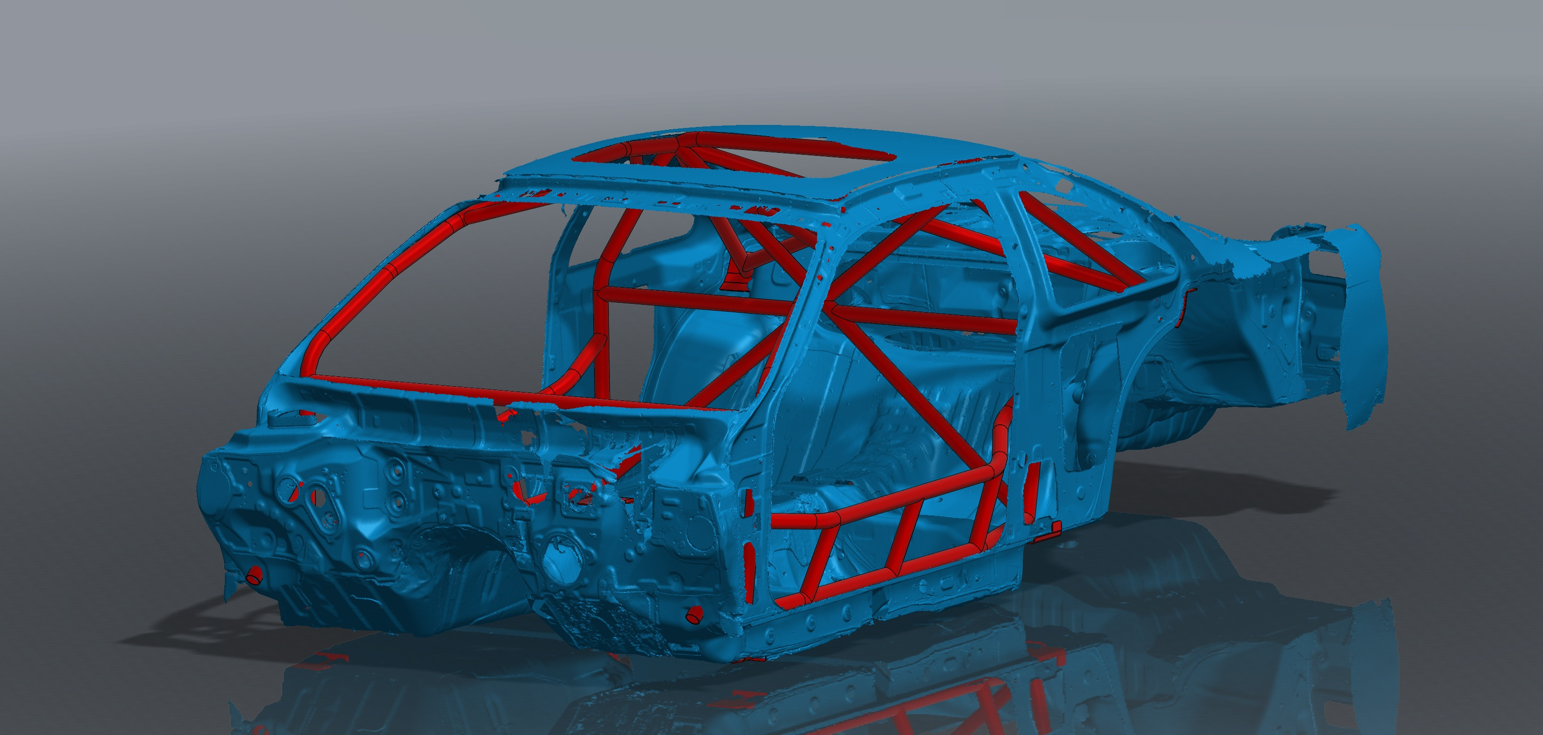 S14 Formula Drift Spec Roll Cage