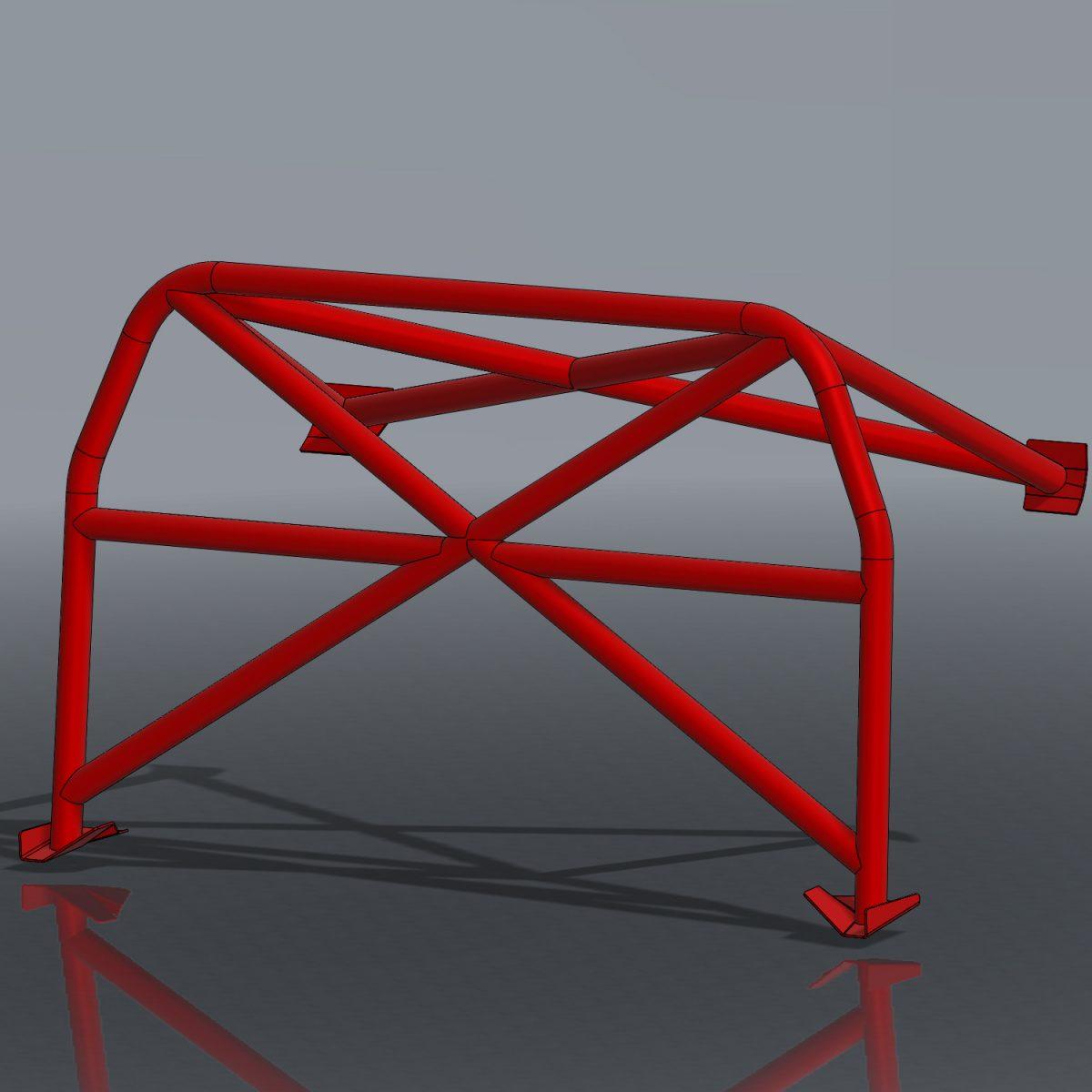370Z Roll Bar Kit